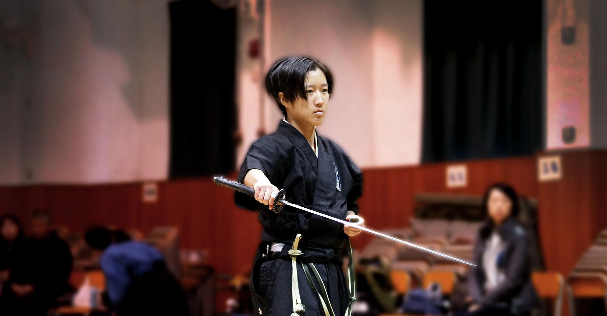 Hong Kong Toyama-Ryu Iaido Association